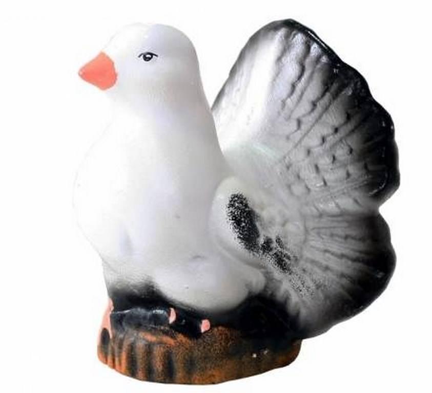 Керамична фигура малък гълъб НА ПРОМО ЦЕНА В ОТСТЪПКА С МНЕНИЯ, РЕВЮТА, ОТЗИВИ И ПРЕПОРЪКИ от Saksiika.com