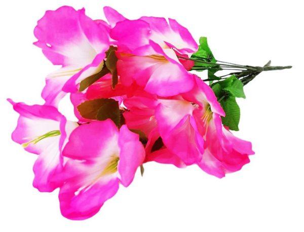 Изкуствено цвете 5-ца в три цвята на Промо Цена с Бърза Доставка, Мнения, Препоръки, Клиентски Ревюта и Отзиви от Saksiika.com