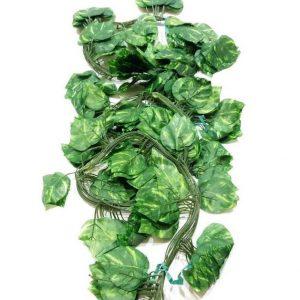 Изкуствено цвете/лиана с 30 броя листа 2,3 метра на Промо Цена с Бърза Доставка, Мнения, Препоръки, Клиентски Ревюта и Отзиви от Saksiika.com