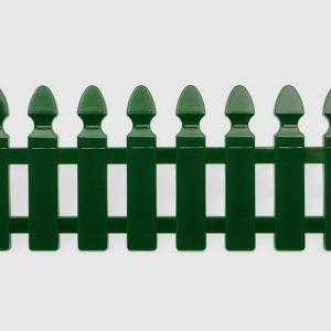 Декоративна оградка за градина от пвц в зелен цвят 2м KOV НА ПРОМО ЦЕНА В ОТСТЪПКА С МНЕНИЯ, РЕВЮТА, ОТЗИВИ И ПРЕПОРЪКИ от Saksiika.com