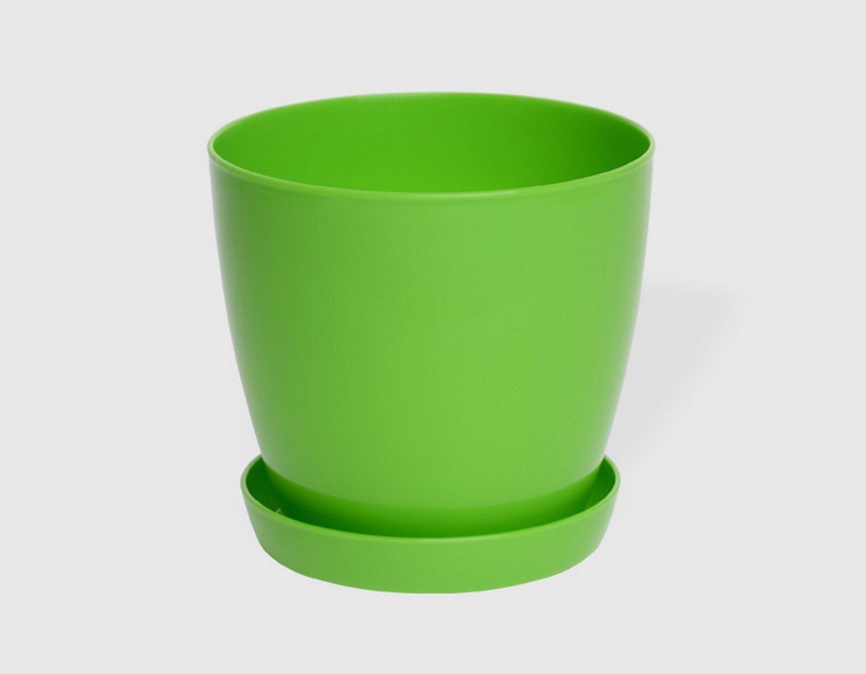 Гладка саксия в зелен цвят LALA гланц Ф22см НА ПРОМО ЦЕНА В ОТСТЪПКА С МНЕНИЯ, РЕВЮТА, ОТЗИВИ И ПРЕПОРЪКИ от Saksiika.com