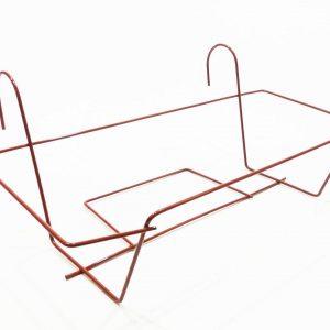 Стойка за сандъче керемида 50 см на промо цена, с отстъпка и мнения, ревюта, препоръки и отзиви от saksiika.com