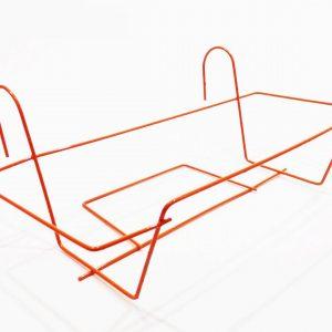 Стойка за сандъче оранжево 50 см на промо цена, с отстъпка и мнения, ревюта, препоръки и отзиви от saksiika.com