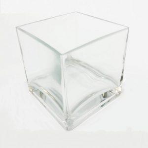 Ваза от стъкло 10x10x10см на Промо Цена с Бърза Доставка, Мнения, Препоръки, Клиентски Ревюта и Отзиви от Saksiika.com