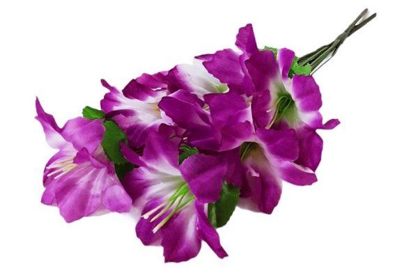 Изкуствено цвете 5-ца Кала в два цвята на Промо Цена с Бърза Доставка, Мнения, Препоръки, Клиентски Ревюта и Отзиви от Saksiika.com