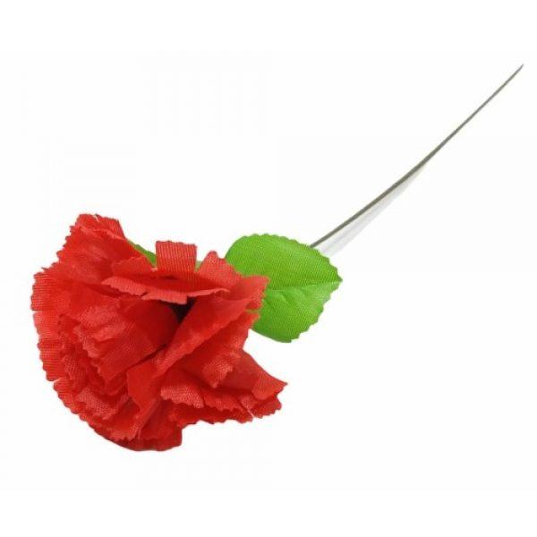 Изкуствено цвете Карамфил 28 см на Промо Цена с Бърза Доставка, Мнения, Препоръки, Клиентски Ревюта и Отзиви от Saksiika.com