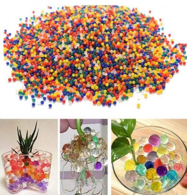 Кристална набъбваща еко почва 20 броя разноцветна на картон на промо цена, с отстъпка и мнения, ревюта, препоръки и отзиви от saksiika.com