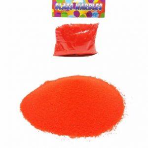 Пясък за декорация в червен цвят 400 грама на промо цена, с отстъпка и мнения, ревюта, препоръки и отзиви от saksiika.com