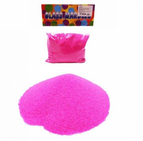 Пясък за декорация в цвят циклама 400 грама на промо цена, с отстъпка и мнения, ревюта, препоръки и отзиви от saksiika.com