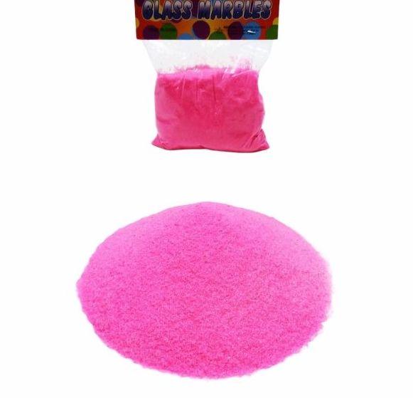 Пясък за декорация в розов цвят 400 грама на промо цена, с отстъпка и мнения, ревюта, препоръки и отзиви от saksiika.com